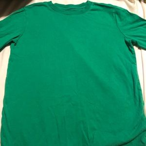 Primary Tee Bright green